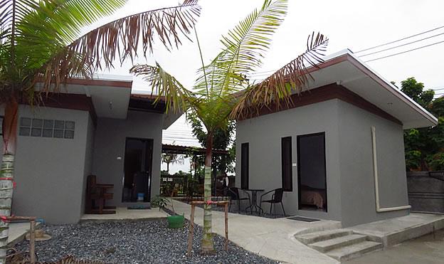 Coffee bar & bungalow for sale in San Sai