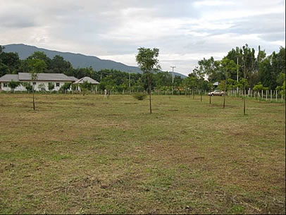 Land near Royal Flora Ratchaphruek for sale