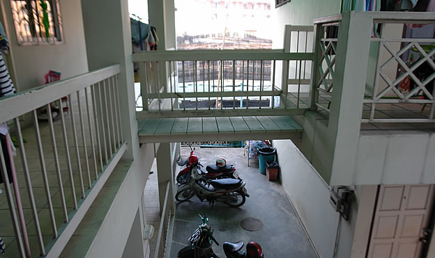 Apartment block in Chiang Mai city for sale