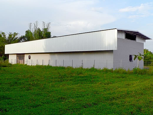 Factory with warehouse & showroom for sale