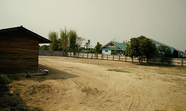 land for sale in San Pa Tong
