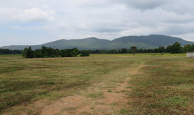 Land with mountain views for sale in Mae On