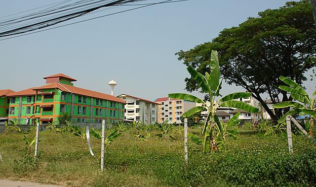 building plot for sale in Santitham