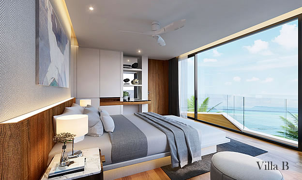 Beachfront Villas for sale in Samui