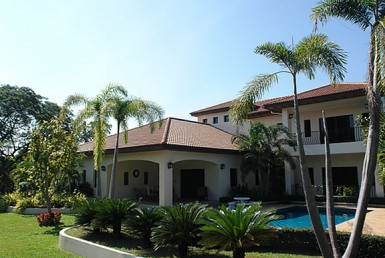 home with pool for sale in San Patong