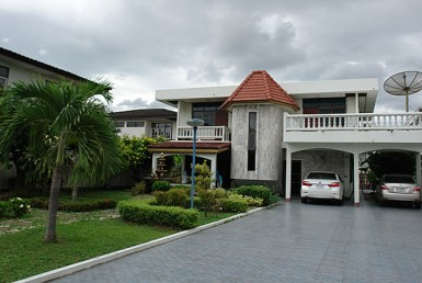 home for sale opposite Lanna Golf course