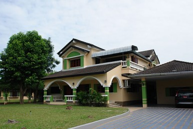home with guesthouse for sale in Chiang Mai