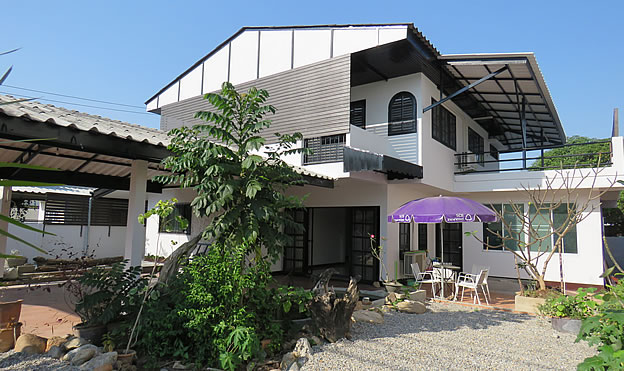 family home for sale in Chiang Mai City