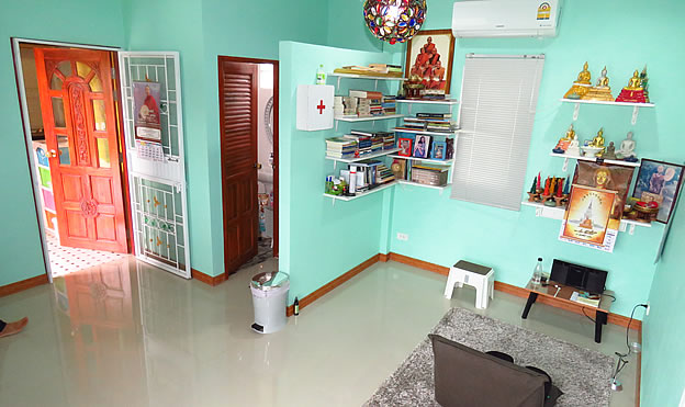 bungalow for sale in San Sai