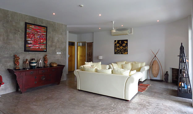 Oriental Style 5 BR Villa for rent in Mae On