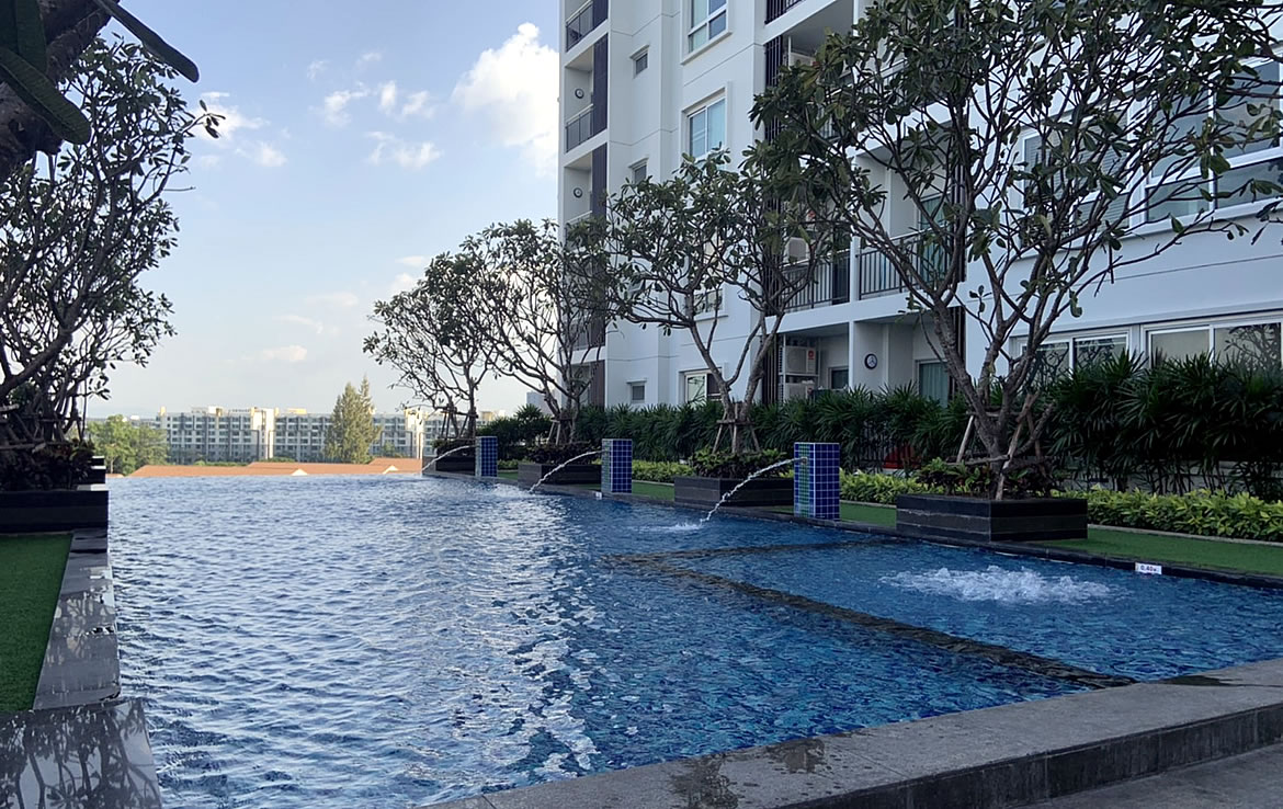 2 bedroom condo for sale @ Supalai Monte 2