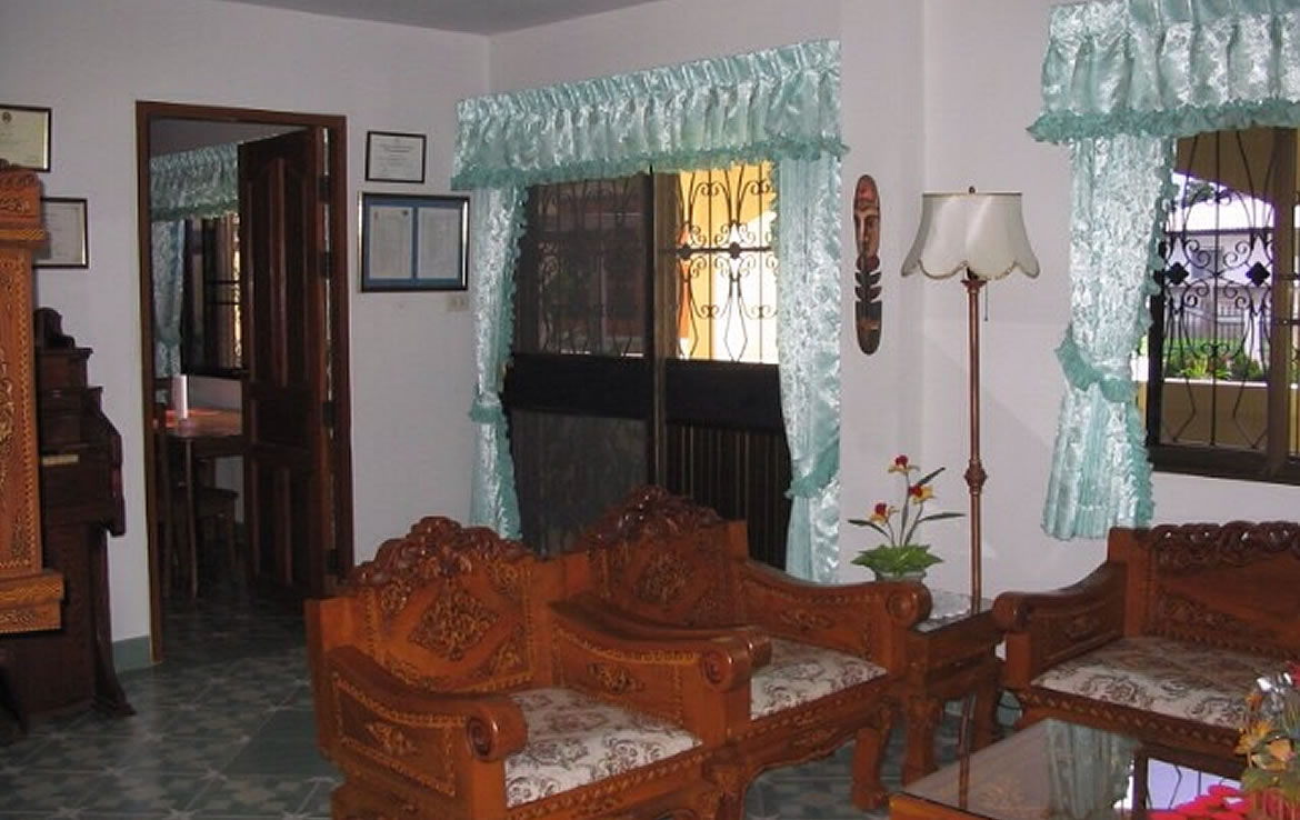 4 bedroom family home for rent in San Sai