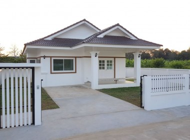 New bungalow for sale in San Sai
