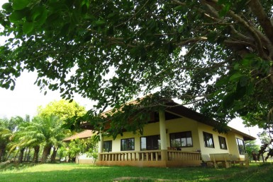 House Land Lake sale Chiang Mai Doi Saket