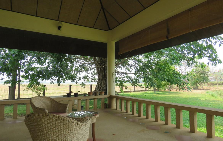 House Land Lake sale Chiang Mai Doi Saket