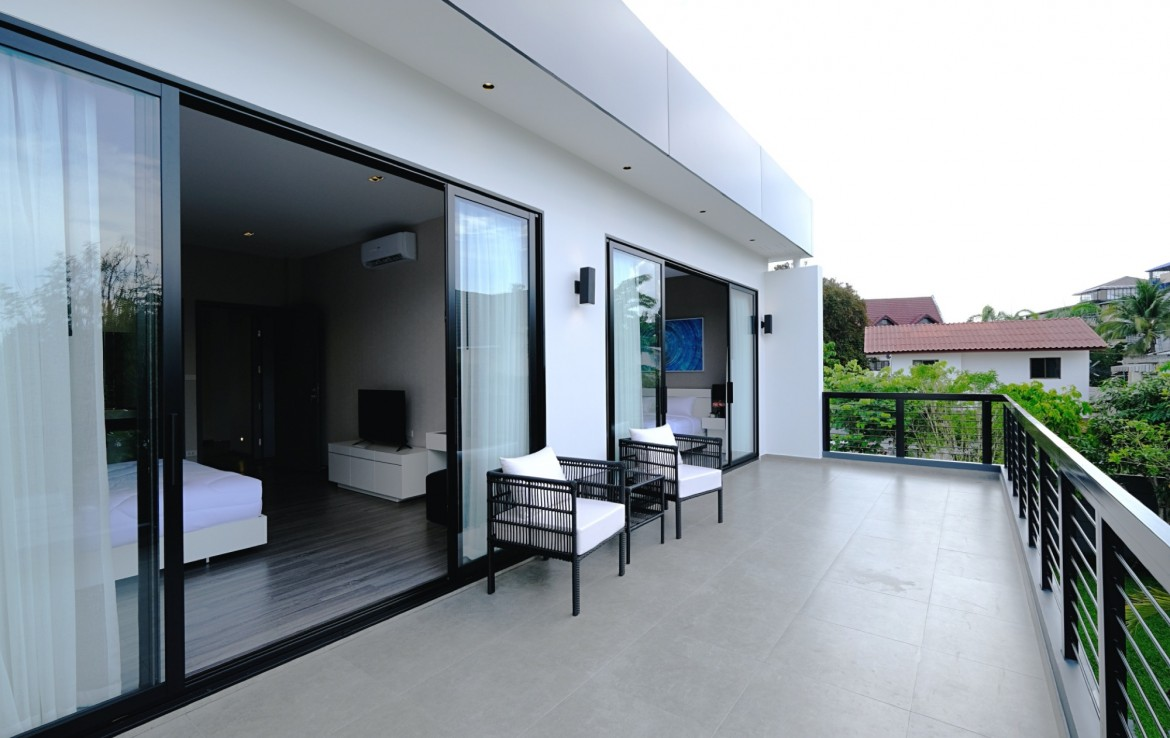 New modern pool villas for sale in Chiang Mai